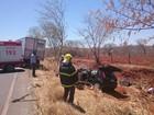 Família inteira sofre acidente de carro na volta do feriadão em Verdelândia