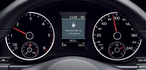 Detector de fadiga - Volkswagen (Foto: Divulgação)