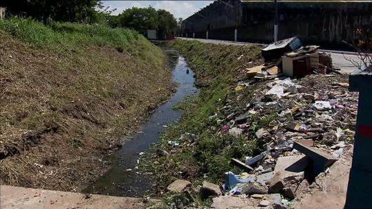 Programa de despoluição Córrego Limpo é retomado em SP