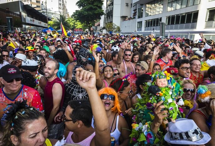 eu atleta bloco de carnaval (Foto: Getty Images)
