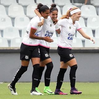 Sereias da Vila 2017 (Foto: Pedro Ernesto Guerra Azevedo / Santos FC)
