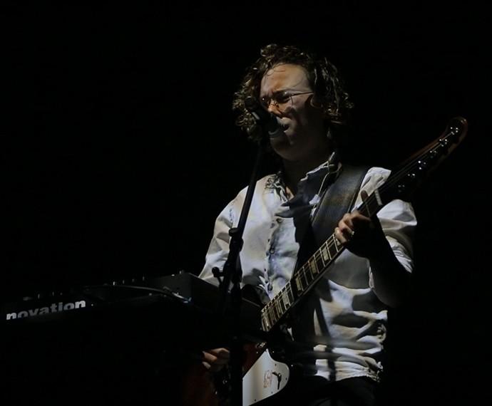 Maria Gadú começou o novo disco pelo som da guitarra (Foto: Divulgação)