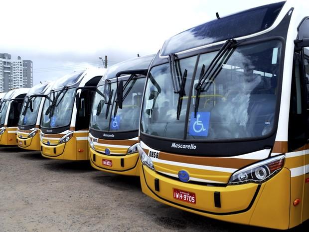 Novos ônibus que circulam em Porto Alegre operam com transmissões  automáticas Voith 6a6c3bfc656bf