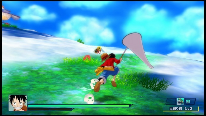Jogo conta com Sidequests e mini-games (Foto: Reprodução/Onehitpixel)