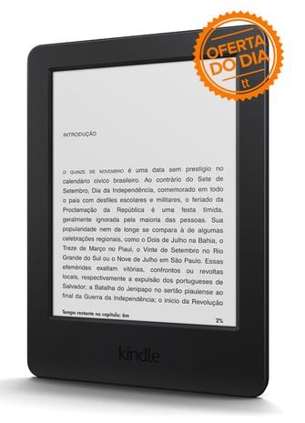 Amazon dá R$ 60 de desconto no Kindle corta preços de e-books em 60% no Dia Internacional da Mulher (Foto: Divulgação/Amazon)