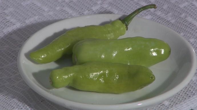 Pimenta doce (Foto: TV Bahia)