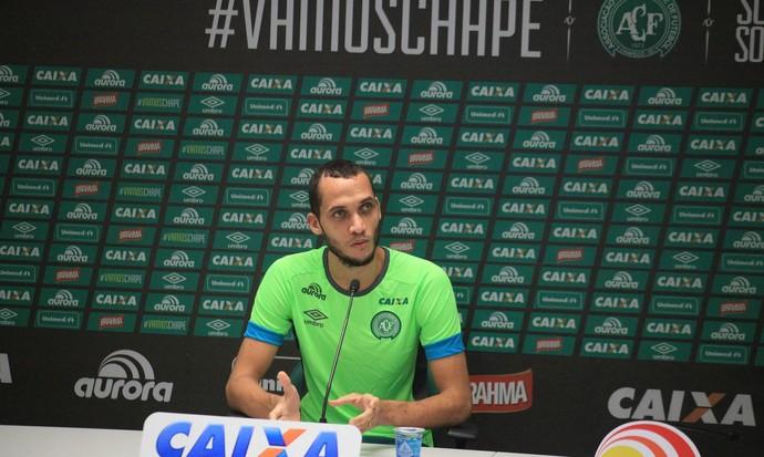 Neto Chapecoense (Foto: Sirli Freitas/Chapecoense)