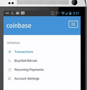 Aplicativo de gerenciamento de Bitcoin, Coinbase, foi removido da App Store pela Apple (Foto: Divulgação/Coinbase)