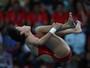 Aos 15 anos, saltadora chinesa é a medalhista mais nova da Rio 2016