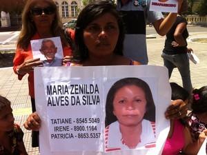 Silvia Helena Alves (Foto: Thiago Conrado/G1 CE)