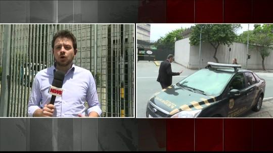 PF cumpre mandados de busca em SP sobre roubo de carro-forte na Suíça