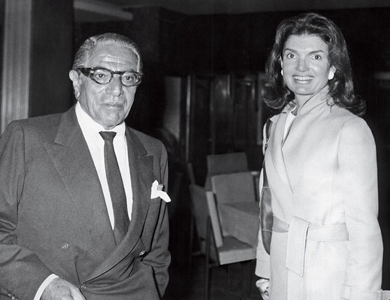 divorce athina onassis