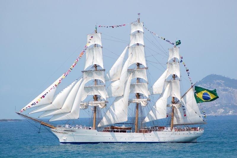 Navio-Veleiro Cisne Branco