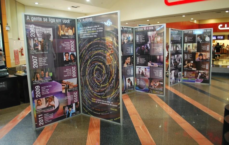 Exposição é aberta ao público a partir desta terça-feira (28) (Foto: Katiúscia Monteiro/ G1 AM)