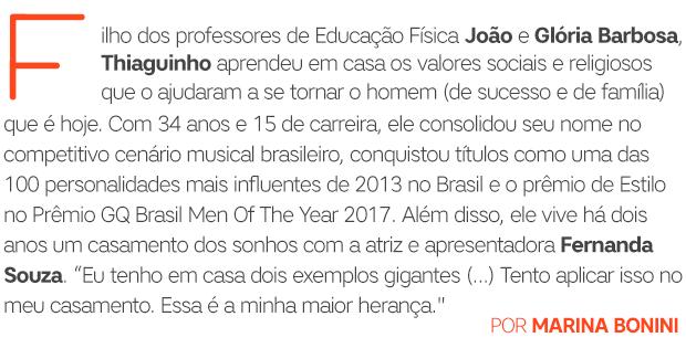 Thiaguinho abre (Foto:  )