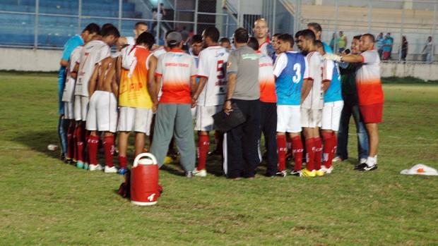 Esporte de Patos, Campeonato Paraibano, 2ª divisão, Paraíba (Foto: Richardson Gray / Globoesporte.com/pb)