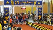 4ª Corridinha Henrique Archer Pinto reúne 500 crianças em Manaus (Onofre Martins/Rede Amazônica)