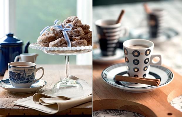 café-xícaras (Foto: Casa e Jardim)