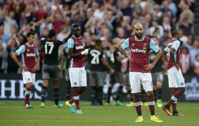Zaza West Ham Southampton (Foto: Reuters)