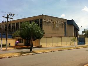 Nosso Clube, em Limeira (Foto: Inês Salles/EPTV)
