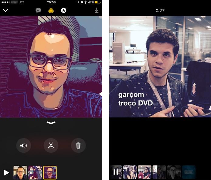 458579434905e Testamos Clips, o app da Apple para criar vídeos perfeitos no iPhone ...