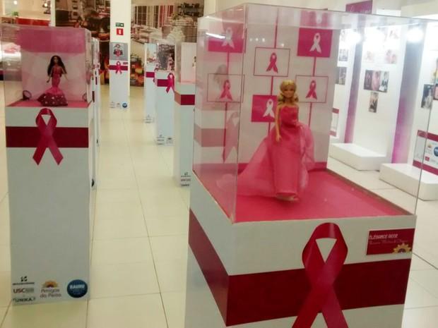 Exposição faz parte da programação do Outubro  (Foto: Divulgação/ Bauru Shopping)