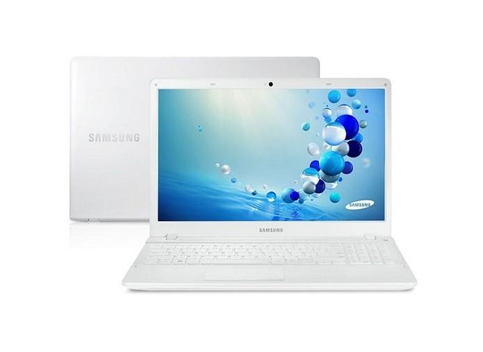 Laptop da Samsung, além de bom hardware, tem visual arrojado (Foto: Divulgação)