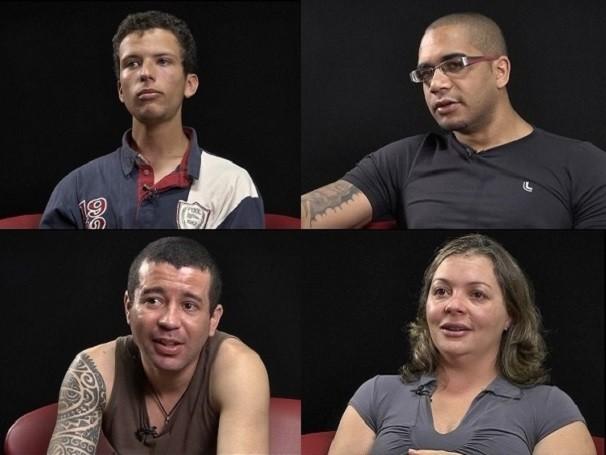 Doadores e beneficiados pelo Criança Esperança contam suas histórias ao Museu da Pessoa (Foto: Reprodução de TV)