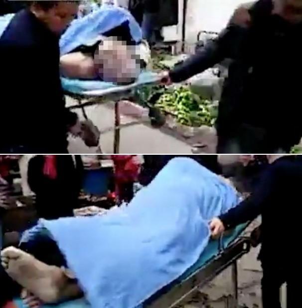Aposentado morto é levado 'acompanhado' para necrotério