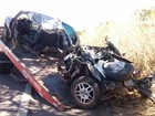 Três pessoas da mesma família morrem em acidente em Buritizeiro