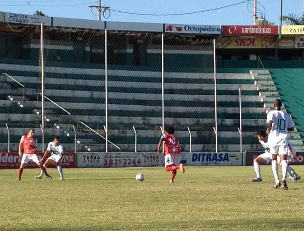 Nacional-MG, Mineiro de Juniores 2013 (Foto: Gullit Pacielle)
