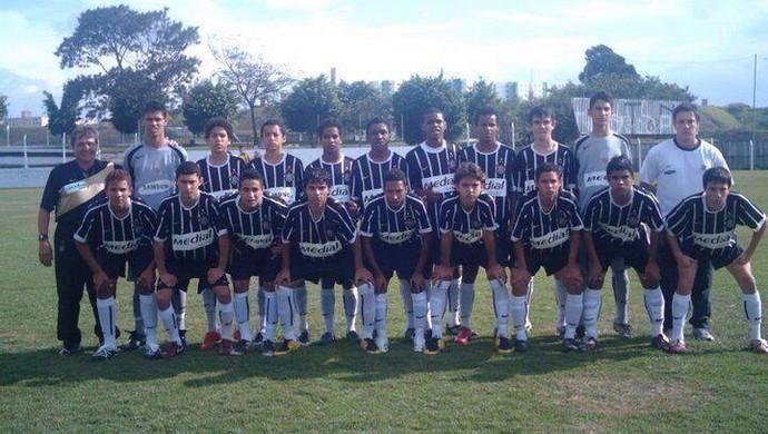 Marquinhos base Corinthians (Foto: Arquivo pessoal)