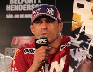 Vitor Belfort, no UFC: Belfort x Henderson (Foto: Rodrigo Malinverni)