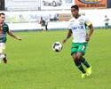 """De olho no Figueira, Cleber Santana coloca meta: """"Chegar aos 16 pontos"""""""