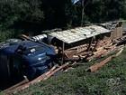 PRF-GO registra 45 acidentes e uma morte nos primeiros dias do feriadão