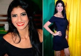 Giovanna Carvalho, 21 anos (Foto: Daniel Cruz/Arquivo pessoal)