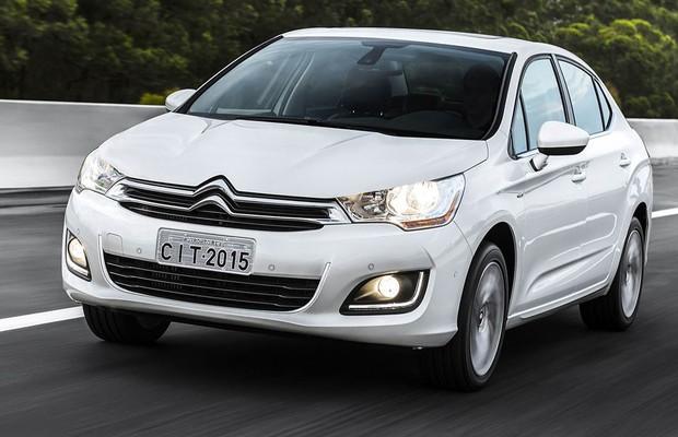Citroën C4 Lounge THP Flex (Foto: Divulgação)