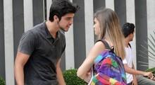 Bruno se revolta após Fatinha divulgar fotos dos dois (Malhação/ TV Globo)
