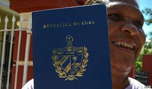 Cuba vai permitir regresso temporário de 'emigrantes ilegais' (Foto: AFP)