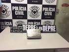 Após denúncia por App Depre, polícia prende três com 1 kg de cocaína