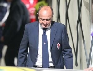 Delio Rossi técnico Fiorentina (Foto: Getty Images)