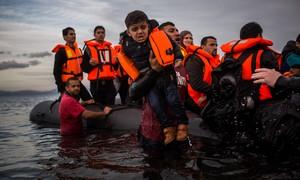 Grupo naval da Otan irá ao Mar Egeu para operação com imigrantes