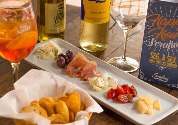 Piatto Italiano (Foto: Gladstone Campos)