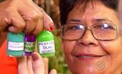 No Ver-o-Peso, venda de ervas funciona como farmácia natural (Reprodução/TV Liberal)