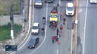 Número de acidentes nas marginais Pinheiros e Tietê aumenta 48,3%