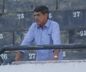 Nilton Lacerda, irmão do presidente do Comercial (Foto: Cleber Akamine)