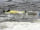 Corpo de taxista que caiu no mar ao fugir de assalto é encontrado no Rio