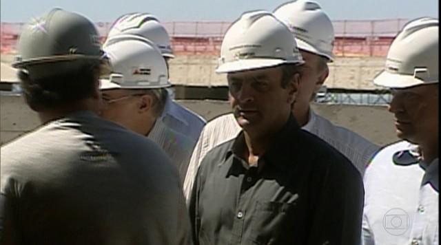PF apura se Aécio Neves (PSDB) recebeu recursos desviados de duas empresas mineiras