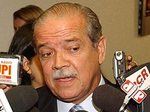 O novo ministro dos Transportes, César Borges (PR-BA) (Foto: Marcello Casal Jr/ABr)