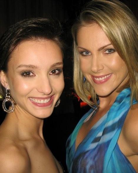 Ana e  Isabel Hickmann (Foto: Divulgação)